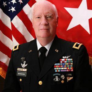 USA Grand Marshal General Ron Mangum (Army – Ret.)